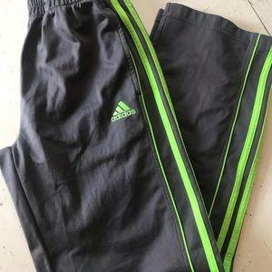 Adidas boys track pants sweatpants